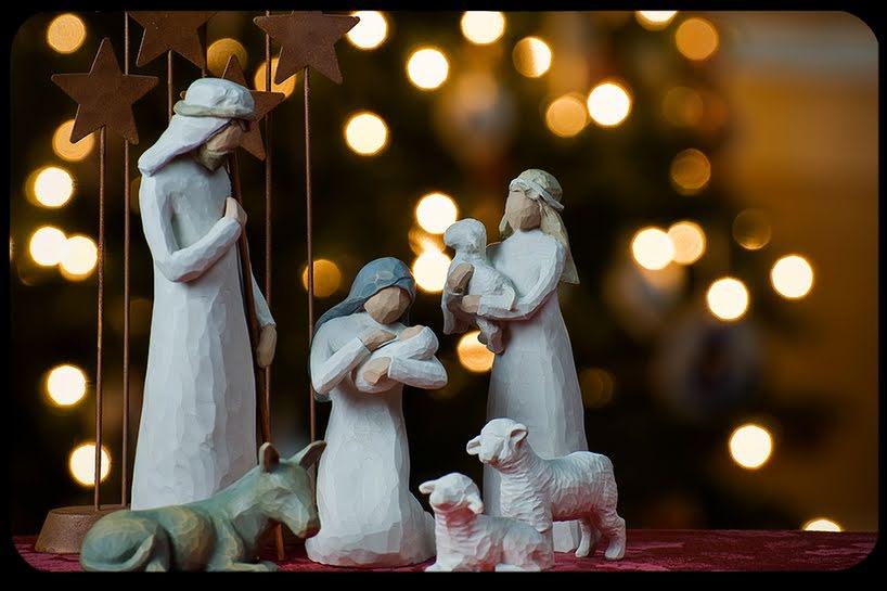 La meraviglia della nascita di Nostro Signore.