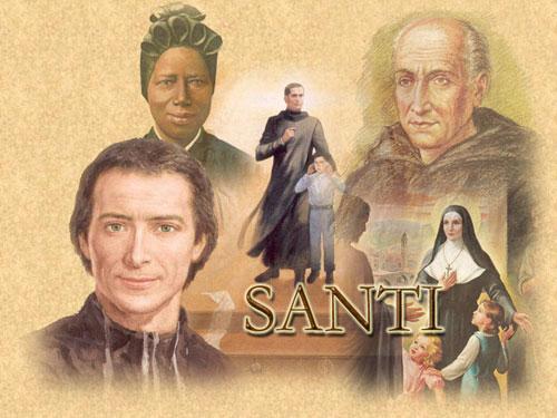 Tutti i santi sono nati peccatori.