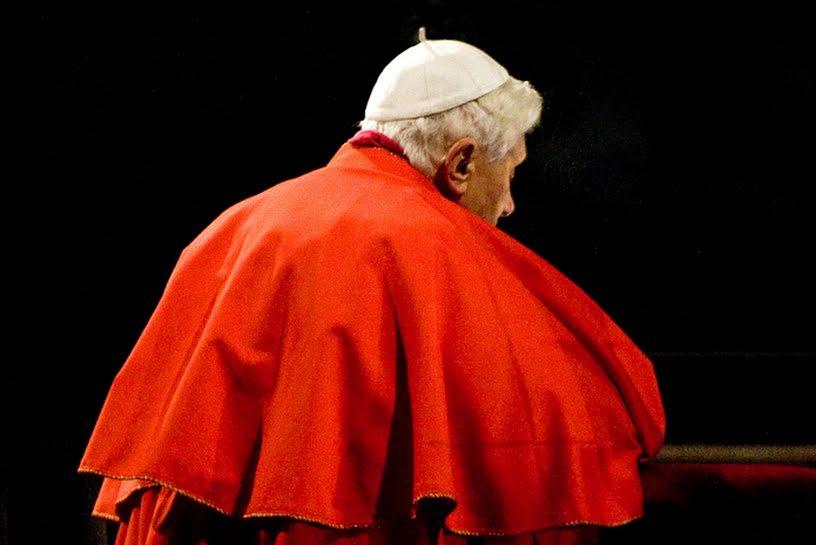 Benedetto XVI…..