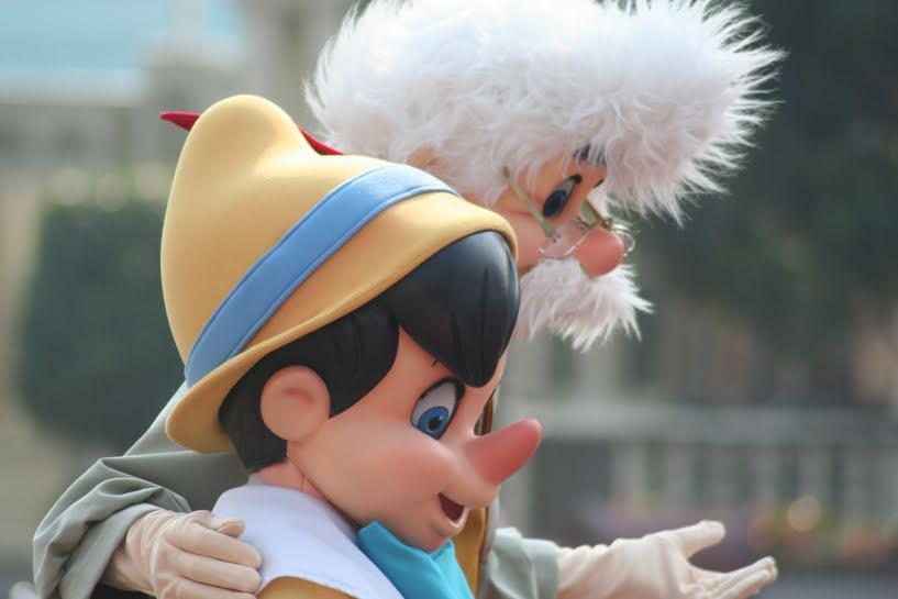 Che cosa è la Quaresima spiegata da Pinocchio.