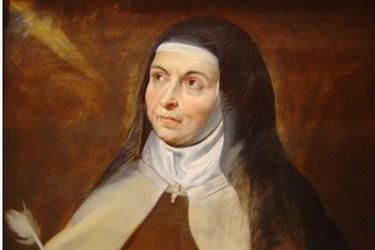 «Santa Teresa, una donna eccezionale».