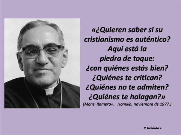Oscar Romero: il coraggio della denuncia a costo del martirio.