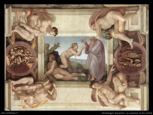 Maschio e femmina li creò.