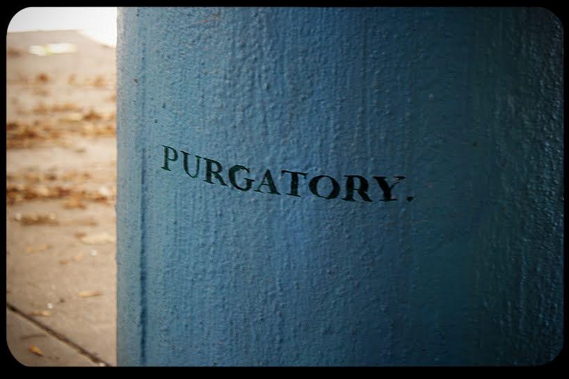 Dov'è il Purgatorio nella Bibbia?