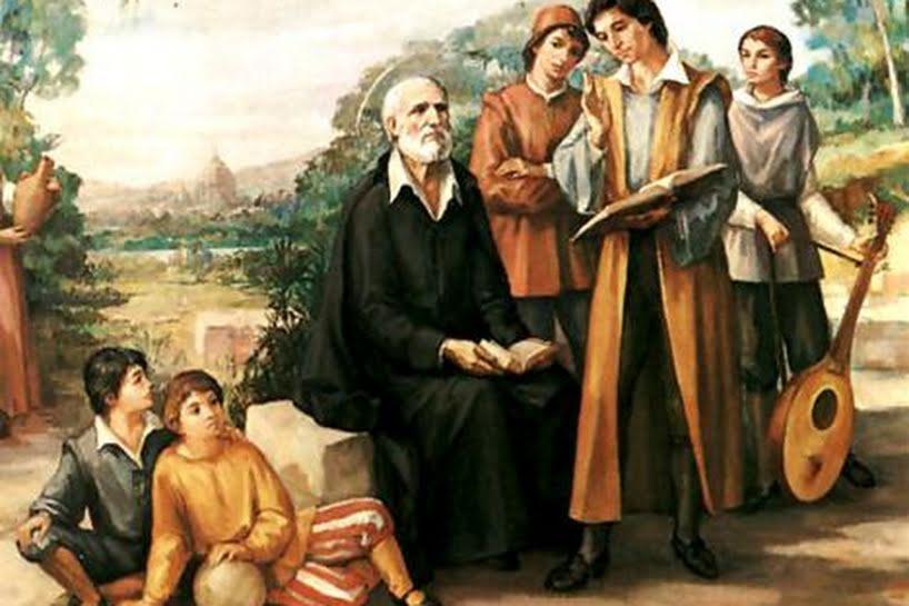 500 anni fa nasceva San Filippo Neri.