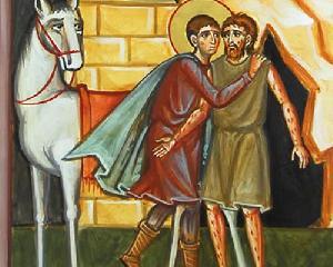 San Francesco, il lebbroso e la misericordia.