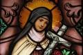 """La devozione di papa Francesco per la """"santa delle rose""""."""