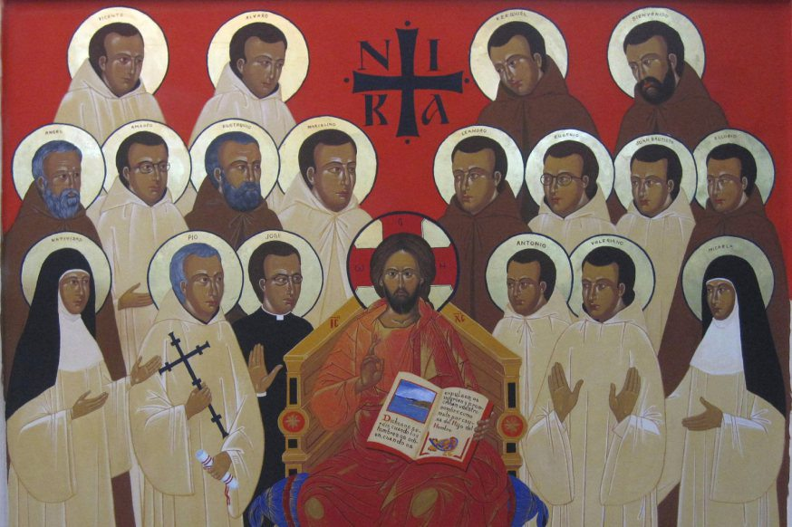 18 nuovi martiri spagnoli sono stati beatificati.