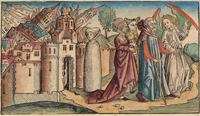 E' Sodoma la città che è stata scoperta in Giordania?