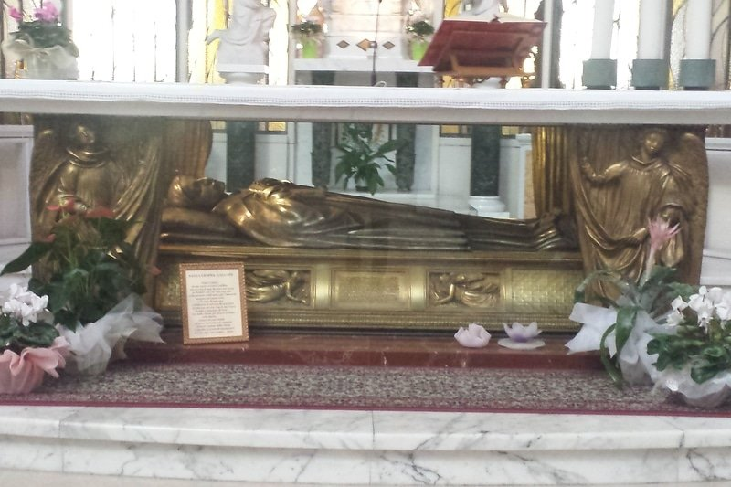 Gemma Galgani: la santa che amava i peccatori.