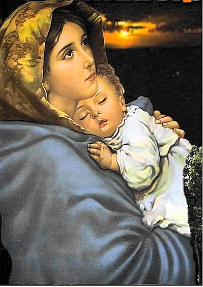 """Natale è ogni giorno che si ripete quel """"sì"""" di Maria"""
