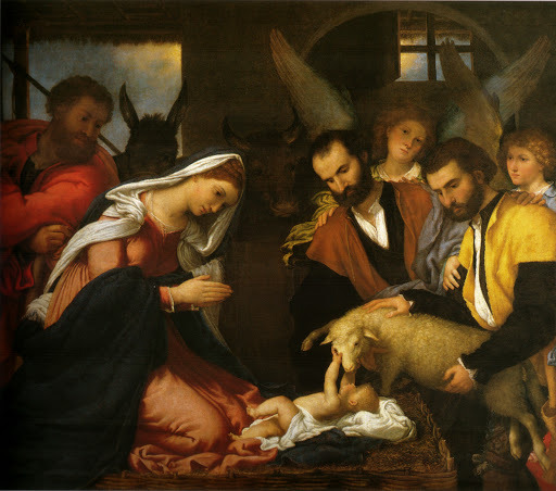 Questo Natale, metti Gesù al centro
