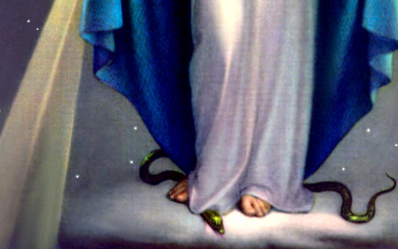 Il giorno in cui il diavolo lodò l'Immacolata Concezione di Maria