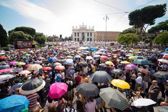 """Il momento è decisivo: il 30 gennaio a Roma per """"la marcia di san Giovanni"""""""