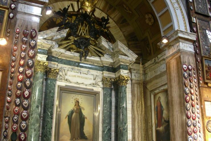 Quando la Madonna apparve a Roma…