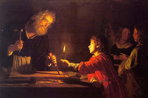 Identikit di Giuseppe, il santo dell'anti-protagonismo
