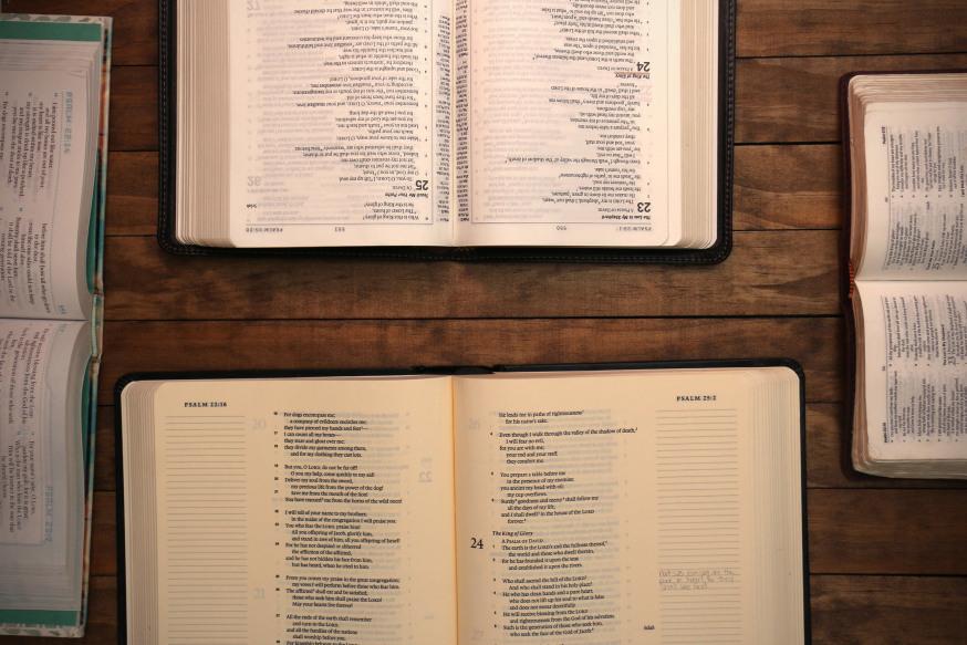 Chi ha diviso la Bibbia in capitoli e in versetti?