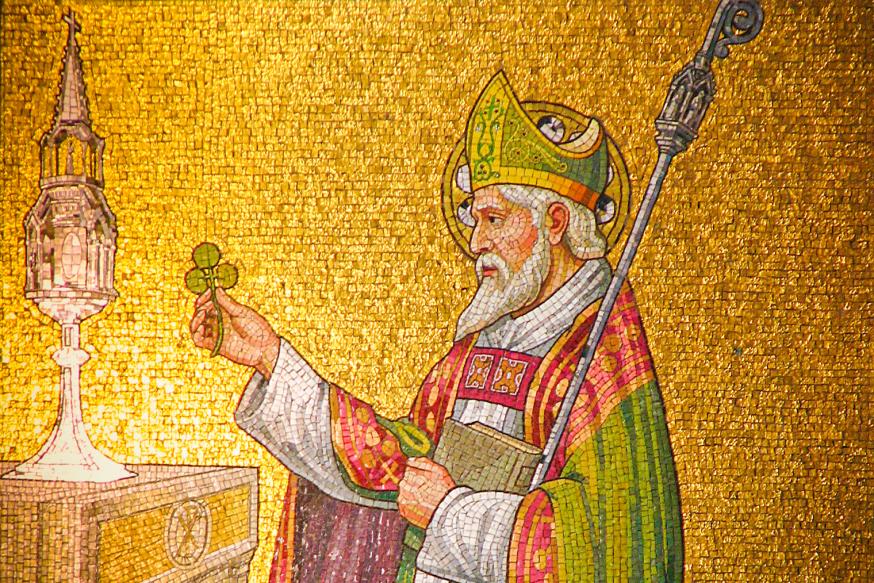 Come San Patrizio ha davvero convertito l'Irlanda