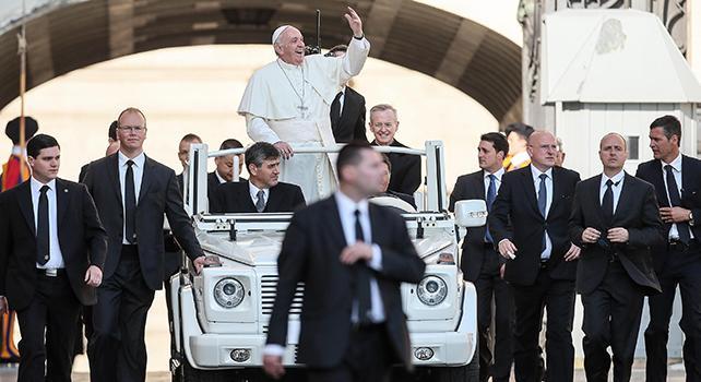 E se fosse Bergoglio il Papa del terzo segreto di Fatima?
