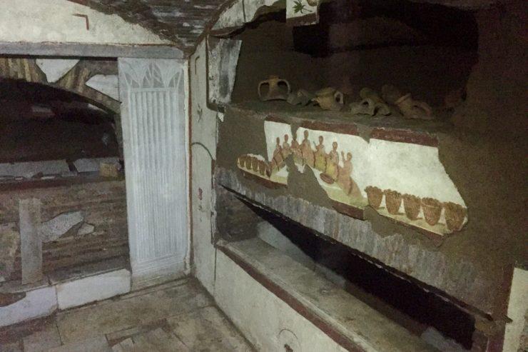 Catacombe: tanti luoghi comuni da sfatare