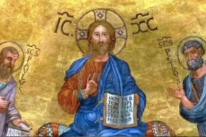 Cristo-tra-pietro-e-Paolo-740x493