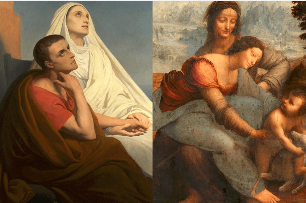 10 donne che la maternità ha aiutato a diventare sante