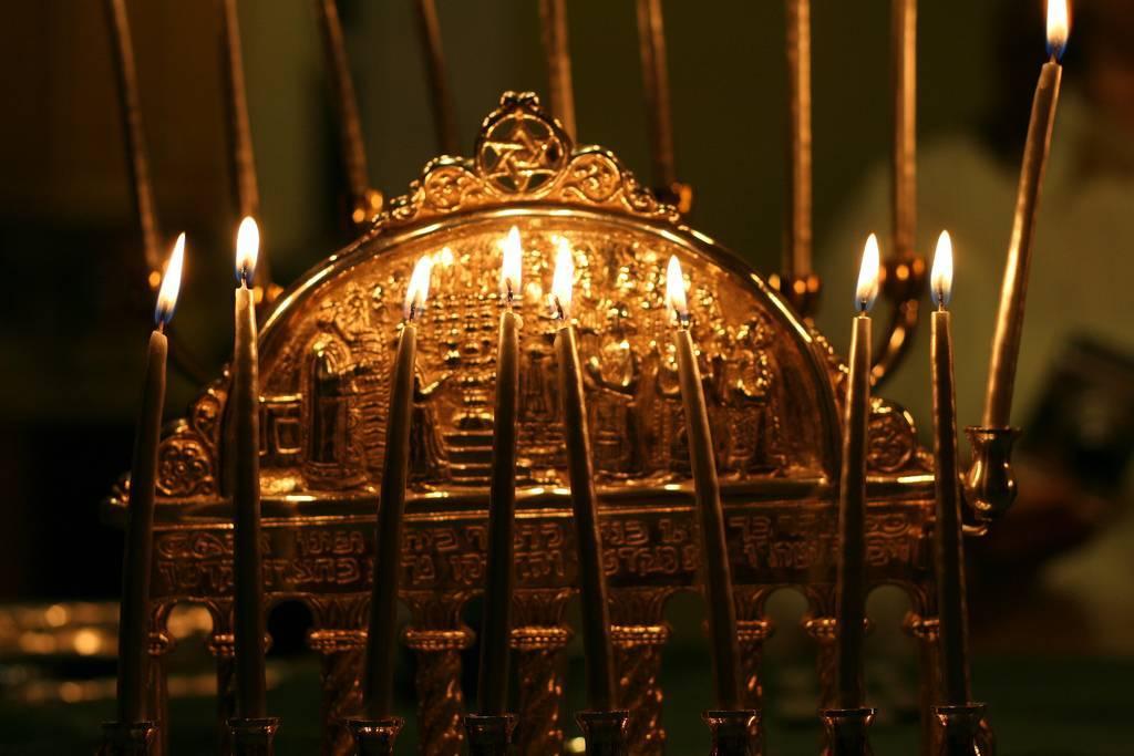 La Chanukkah ebraica spiegata ai cristiani