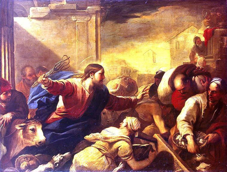 Perché l'ira è considerata un peccato se anche Gesù si arrabbia?